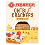 Bolletje Ontbijtcrackers spelt